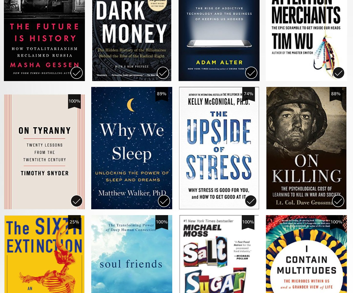 The 25 most important books i read in 2017 happiness engineering the 25 most important books i read in 2017 happiness engineering with dr ali binazir publicscrutiny Choice Image